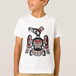 Northwest Pacific coast Kaigani Thunderbird T-Shirt