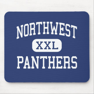 Northwest Panthers Middle Travelers Rest Mousepads