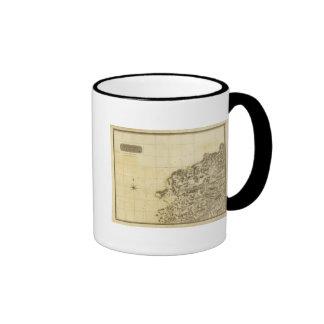 Northwest Perthshire Ringer Coffee Mug