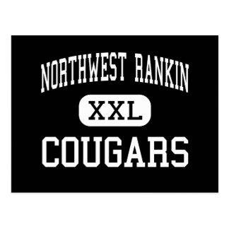 Northwest Rankin - Cougars - High - Brandon Postcard