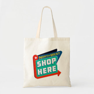 Northwest Shop Here Tote