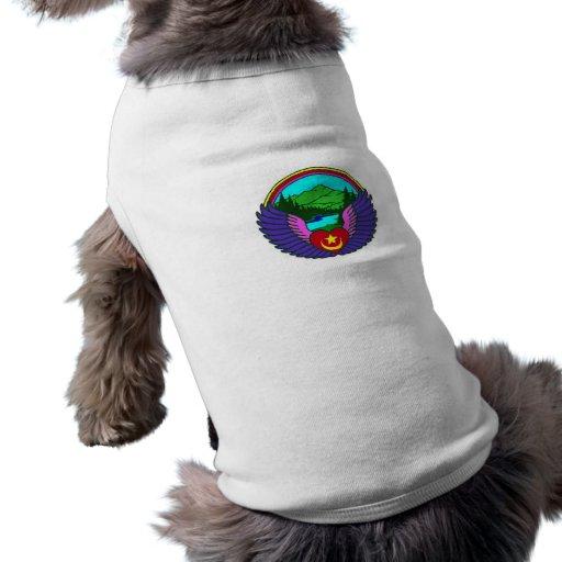 Northwest Sufi Camp pet shirt