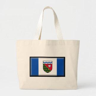 Northwest Territories Canvas Bags