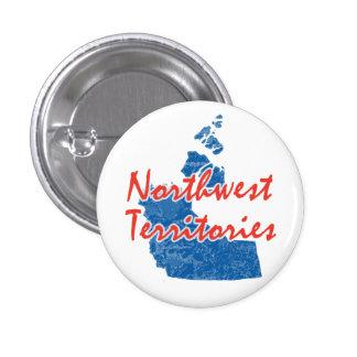 Northwest Territories Button