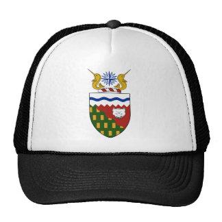 Northwest Territories (Canada) Coat of Arms Trucker Hat