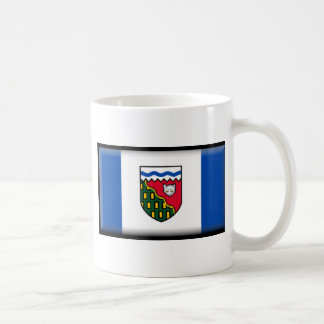 Northwest Territories (Canada) Flag Coffee Mug