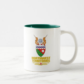 Northwest Territories COA Two-Tone Coffee Mug