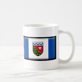 Northwest Territories Flag Coffee Mug