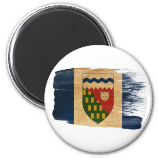 Northwest Territories Flag Magnets