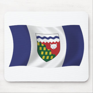 Northwest Territories Flag Mousepad