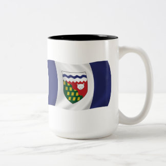 Northwest Territories Flag Mug