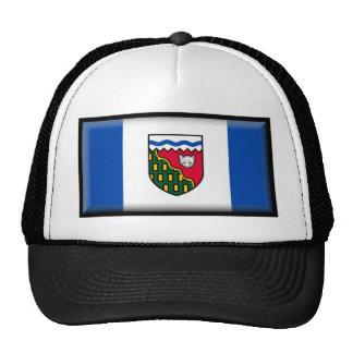 Northwest Territories Flag Trucker Hat