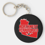 Northwest Territories Key Chains