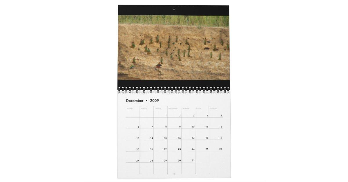 Calendar Uganda : Northwest uganda calendar zazzle