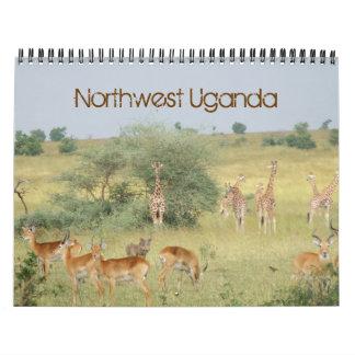 Northwest Uganda Calendar