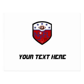 "Northwest Youth Football League ""NyFL"" Postcard"