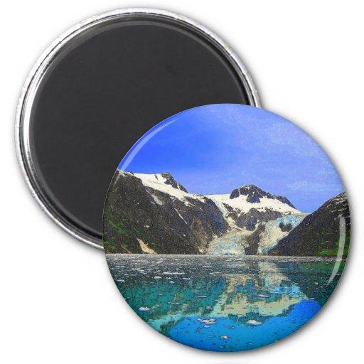 northwestern bay 2 inch round magnet
