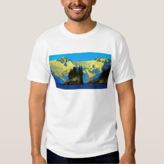 Northwestern Fjord Tee Shirt