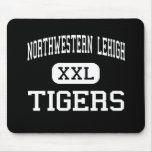 Northwestern Lehigh - Tigers - High - New Tripoli Mouse Mat