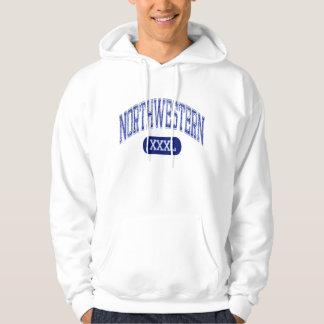 Northwestern - Light Hooded Pullovers