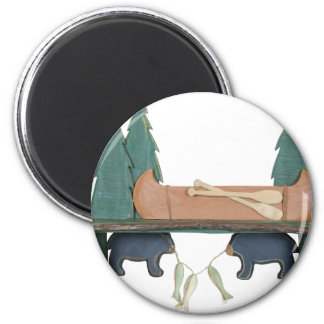 NorthwestShelf050209 2 Inch Round Magnet