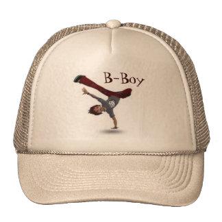 Northwind Breaks, B-Boy Trucker Hat