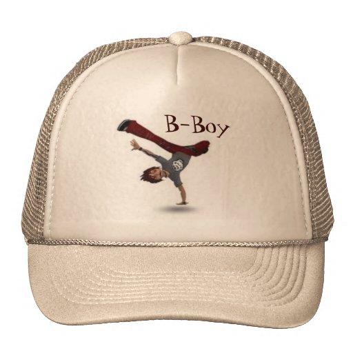 Northwind Breaks, B-Boy Mesh Hats