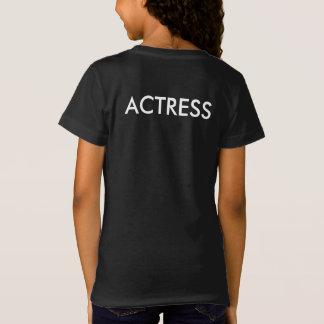 "Northwood Acting Studio Girls ""Actress"" T-Shirt"