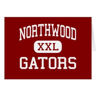 Northwood - Gators - High School - Lena Louisiana Card