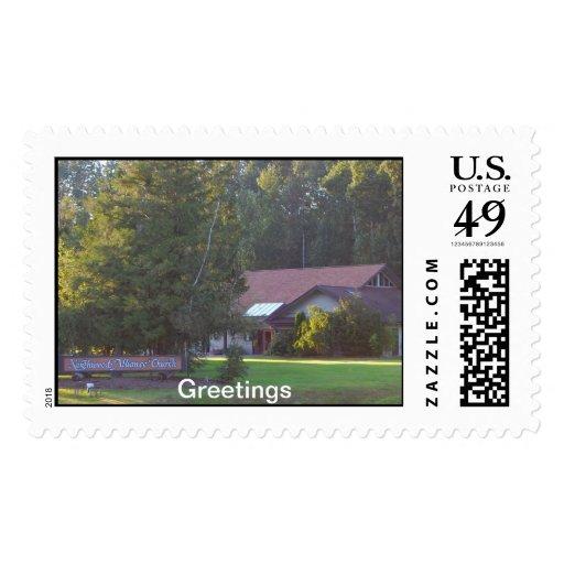 Northwood Greetings Postage Stamp