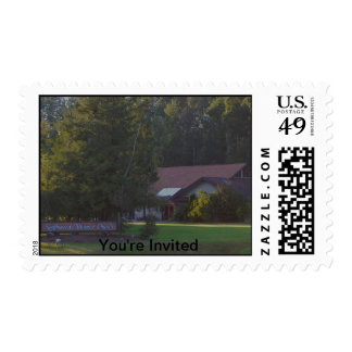Northwood Invitation Postage Stamp