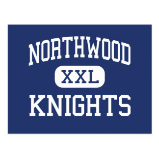 Northwood Knights Middle Taylors Postcard