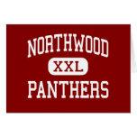 Northwood - Panthers - High - Nappanee Indiana Card