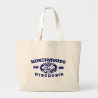 Northwoods-Apenado [Conv Bolsa Tela Grande