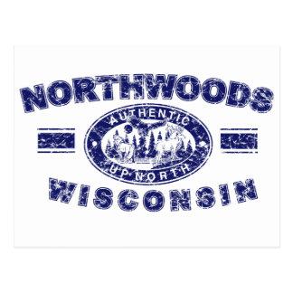 Northwoods-Apenado [Conv Postales