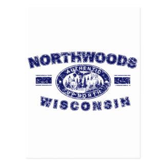 Northwoods-Apenado [Conv Tarjeta Postal