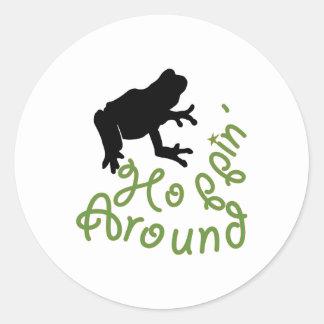 Northwoods Classic Round Sticker