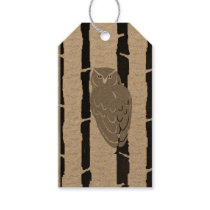 Northwoods Owl Gift Tags