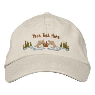 Northwoods Wildlife Cap