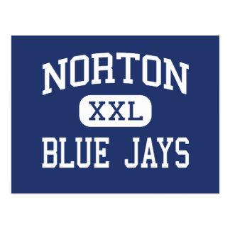 Norton - Blue Jays - Community - Norton Kansas Post Card