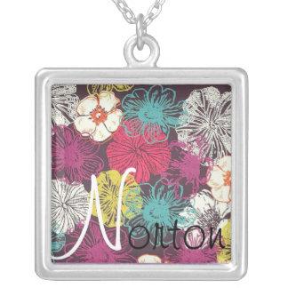 Norton Floral Necklace