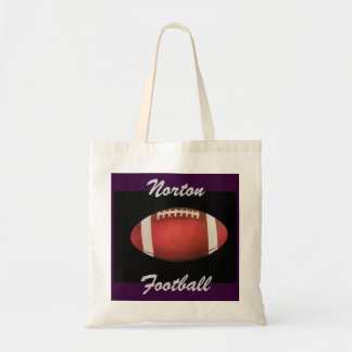 Norton Football Tote Bag