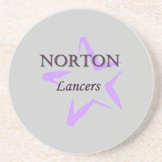 Norton Lancers Coaster