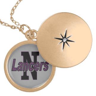 Norton Lancers Necklace