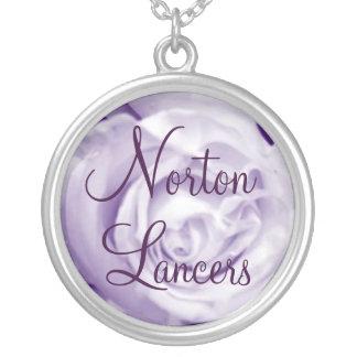 Norton Lancers Rose Necklace