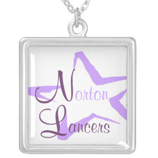 Norton Lancers Star Necklace