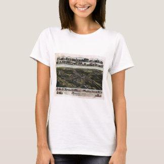 Norton, Massachusetts (1891) T-Shirt