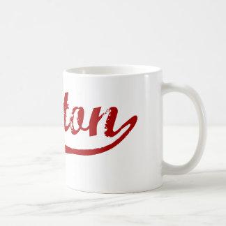 Norton Massachusetts Classic Design Classic White Coffee Mug