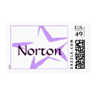 Norton Postage Stamps
