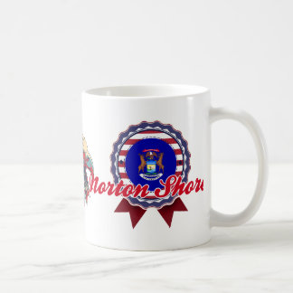 Norton Shores, MI Classic White Coffee Mug